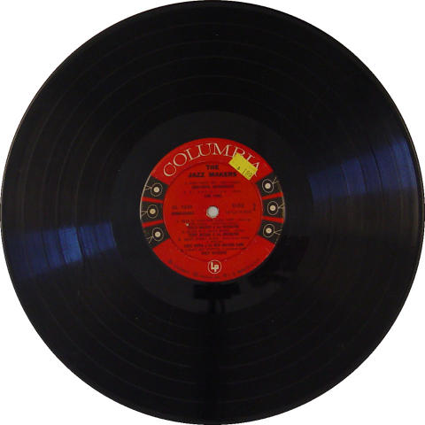 "The Jazz Makers Vinyl 12"""