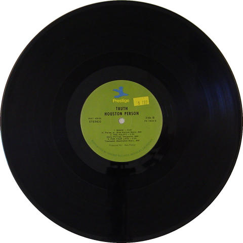 Houston Person Vinyl 12""