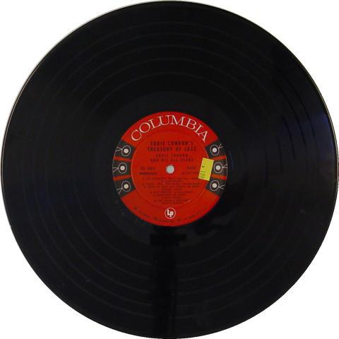 "Eddie Condon And His All-Stars Vinyl 12"""