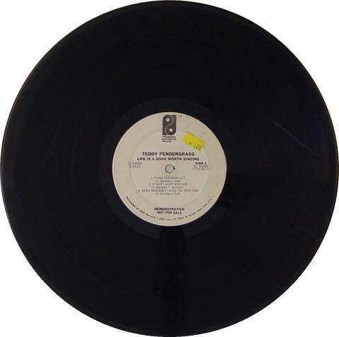 "Teddy Pendergrass Vinyl 12"" (Used)"