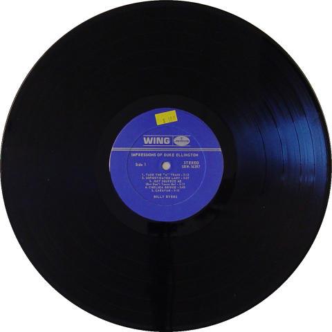 "Billy Byers Vinyl 12"""