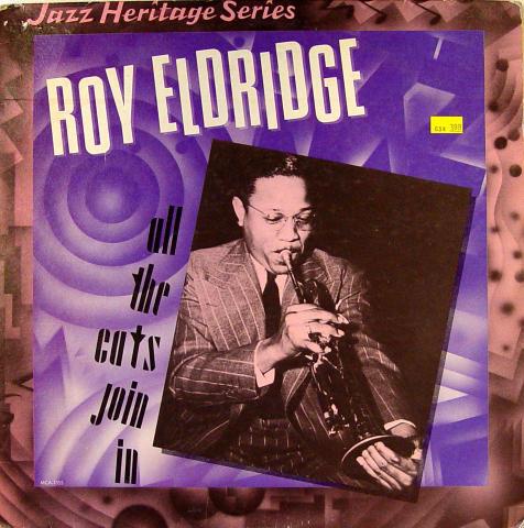 "Roy Eldridge Vinyl 12"""
