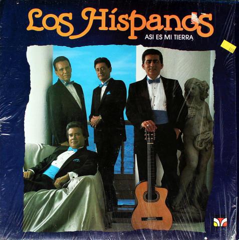"""Los Hispanos Vinyl 12"""""""