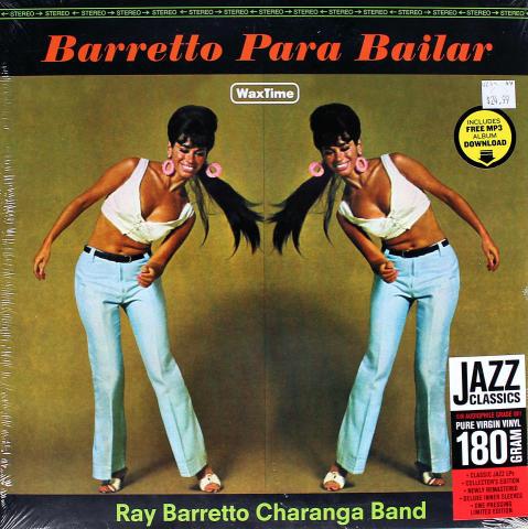 "Ray Baretto Vinyl 12"""