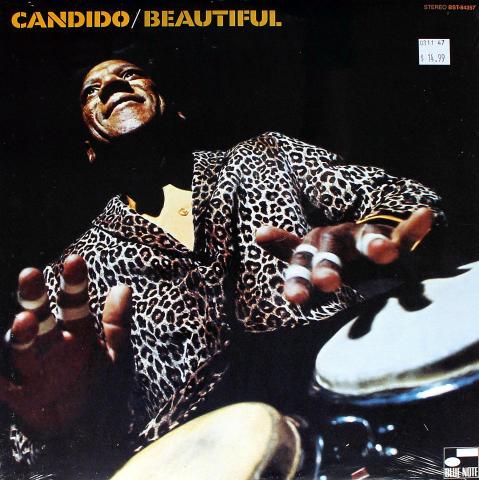 "Candido Vinyl 12"""