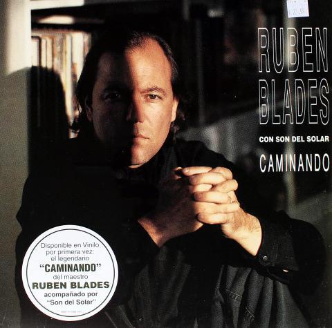 "Ruben Blades Vinyl 12"""