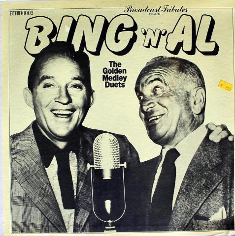 """Bing 'N' Al Vinyl 12"""""""