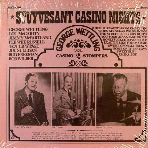"Stuyvesant Casino Nights Vol. 3 Vinyl 12"""