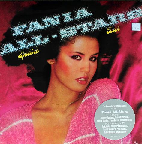"""Fania All-Stars Vinyl 12"""""""