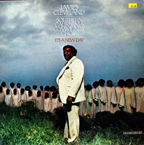 """James Cleveland And The Southern California Community Choir Vinyl 12"""""""