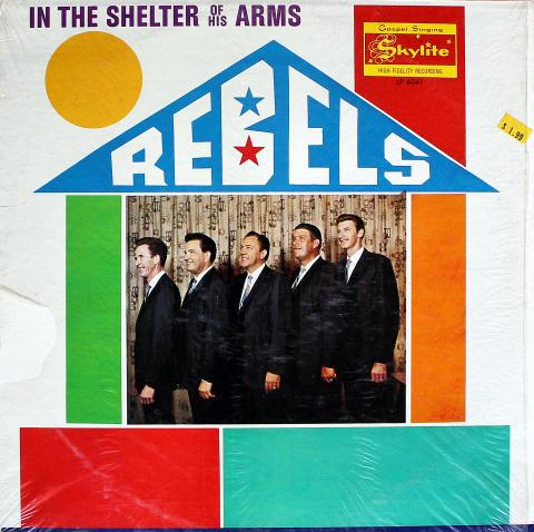 """The Rebels Quartet Vinyl 12"""""""