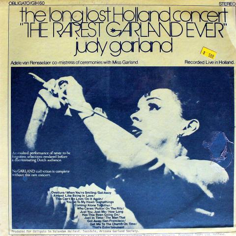 "The Rarest Garland Ever Vinyl 12"""