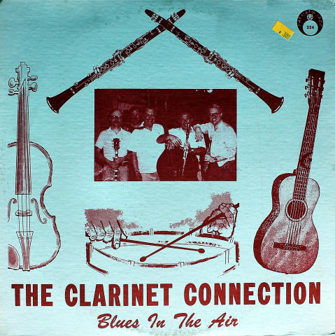 "The Clarinet Connection Vinyl 12"""