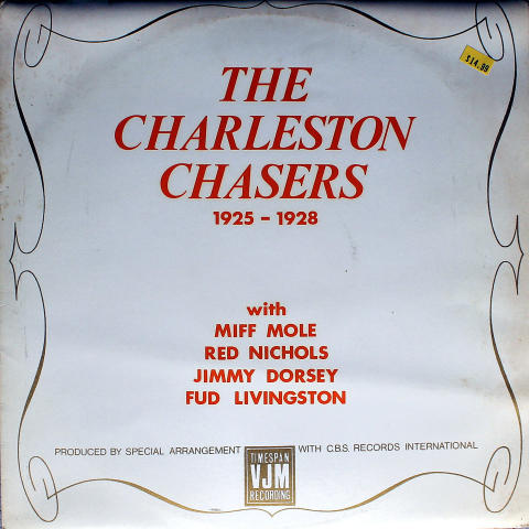 "The Charleston Chasers Vinyl 12"""