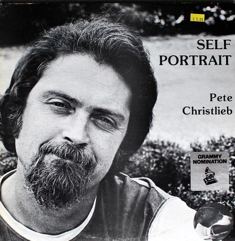 "Pete Christlieb Vinyl 12"""