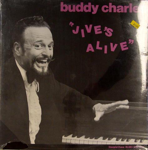 """Buddy Charles Vinyl 12"""""""