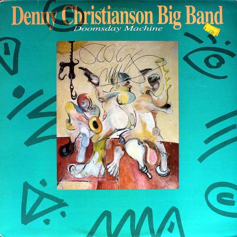 """Denny Christianson Big Band Vinyl 12"""""""