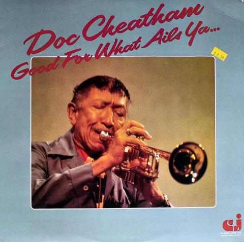 "Doc Cheatham Vinyl 12"""