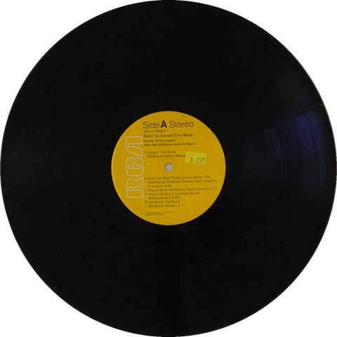 """Jimmy Witherspoon Vinyl 12"""""""
