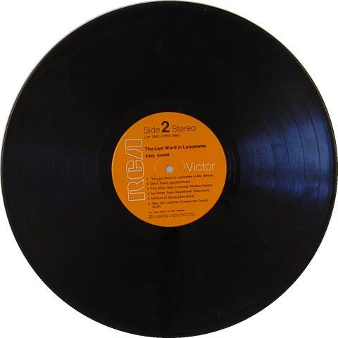"Eddy Arnold Vinyl 12"""