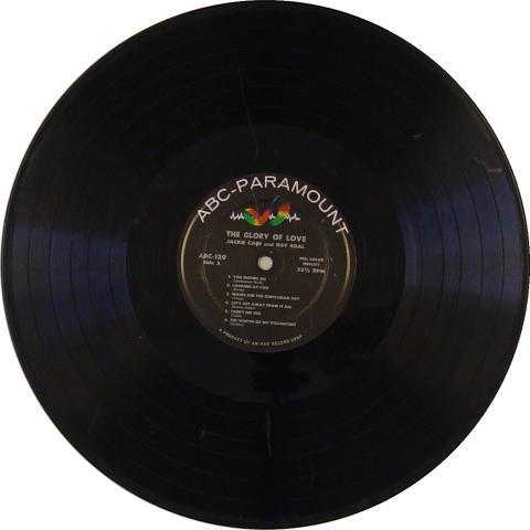 "Jackie Cain And Roy Kral Vinyl 12"""