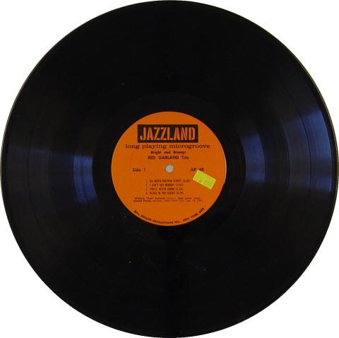 """Red Garland Trio Vinyl 12"""""""