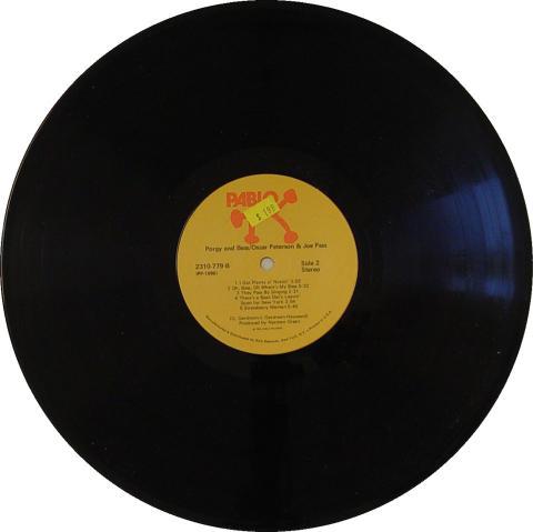 """Oscar Peterson & Joe Pass Vinyl 12"""""""