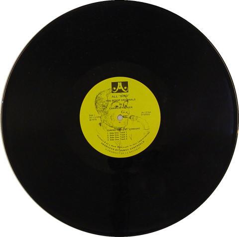 """Charlie Parker Vinyl 12"""""""