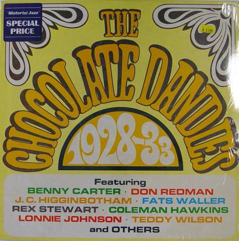 """The Chocolate Dandies Vinyl 12"""""""