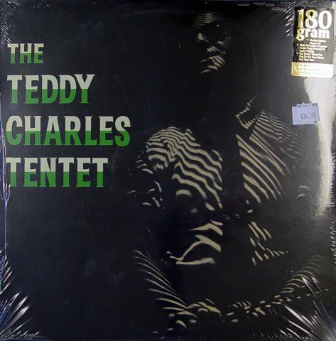 "The Teddy Charles Tentet Vinyl 12"""