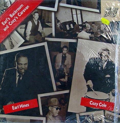 """The Earl Hines Quartet / TheCozy ColeSeptet Vinyl 12"""""""