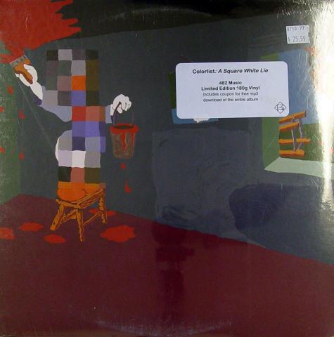 "Colorlist Vinyl 12"""