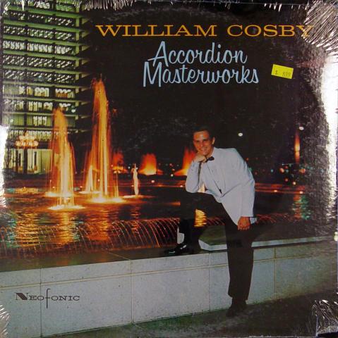 """William Cosby Vinyl 12"""""""