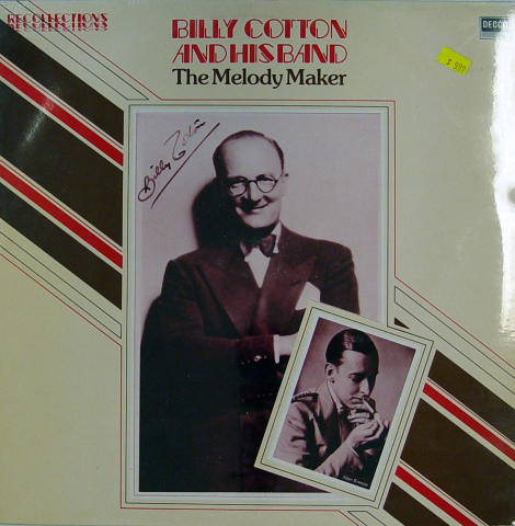 """Billy Cotton And His Band Vinyl 12"""""""