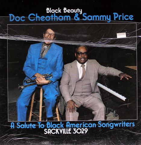 """Black Beauty Vinyl 12"""""""