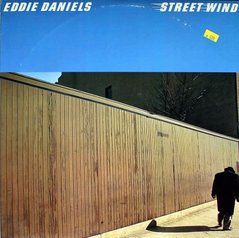 """Eddie Daniels Vinyl 12"""""""