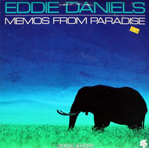 """Eddie Daniels Vinyl 12"""" (Used)"""
