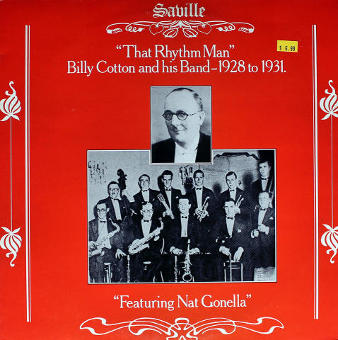"""Billy Cotton And His Band / Nat Gonella Vinyl 12"""""""