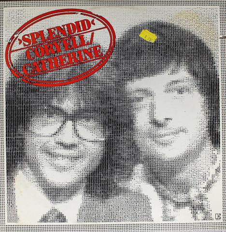 "Coryell / Catherine Vinyl 12"""