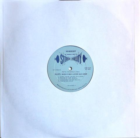 "Pete Condoli Vinyl 12"""