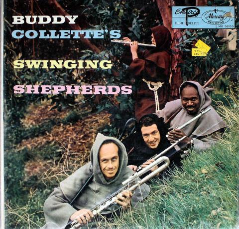 "Buddy Collette's Swinging Shepherds Vinyl 12"""