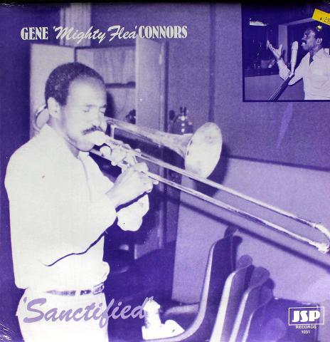 "Gene 'Mighty Flea' Connors Vinyl 12"""