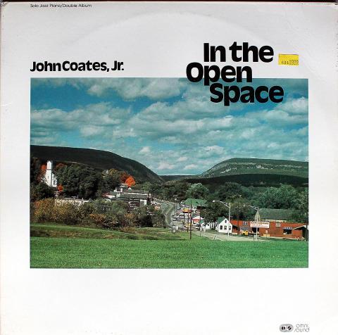 """John Coates, Jr. Vinyl 12"""""""