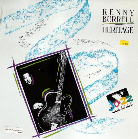 """Kenny Burrell Vinyl 12"""""""