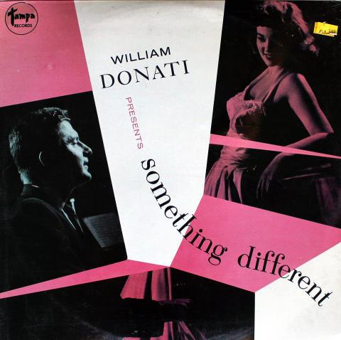 """William Donati Vinyl 12"""""""