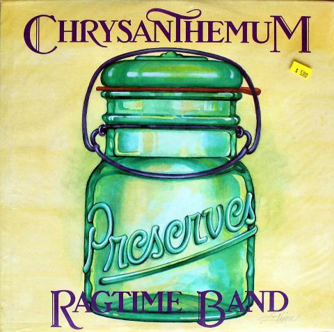 """Chrysanthemum Ragtime Band Vinyl 12"""""""