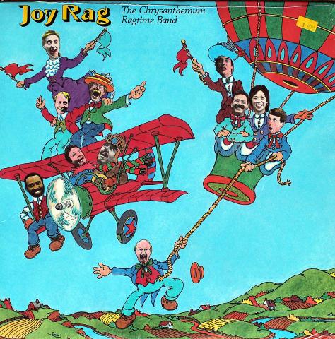 """The Chrysanthemum Ragtime Band Vinyl 12"""""""