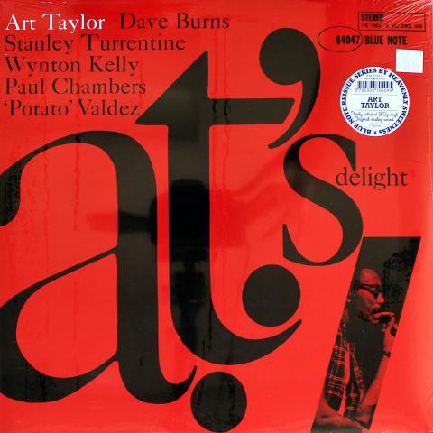 """Art Taylor Vinyl 12"""""""