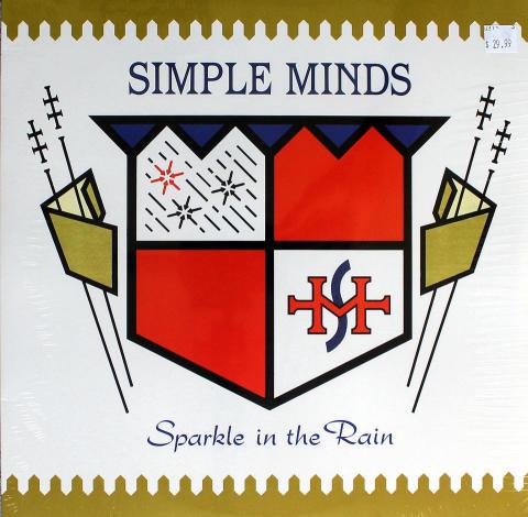 """Simple Minds Vinyl 12"""""""