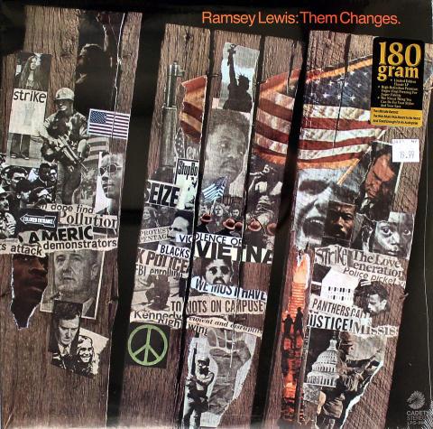 "Ramsey Lewis Vinyl 12"""